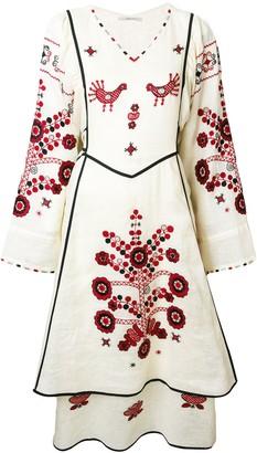 Vita Kin Flared Floral Dress