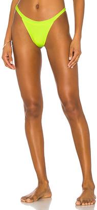 superdown Rita Ribbed Bikini Bottom