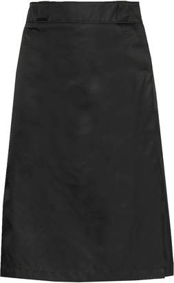 Prada Shell Wrap Skirt