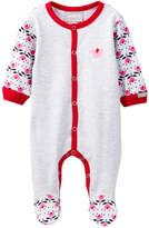 Coccoli Begonia Footie (Baby)
