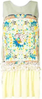 Tata Christiane Bubble sleeveless dress