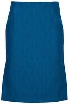 Saint Laurent pencil skirt