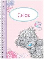 Me To You Personalised Notebook
