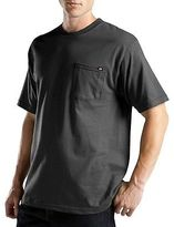 Dickies Men's Big & Tall Cotton and Poly Short Sleeve Wicking Pocket T-Shirt