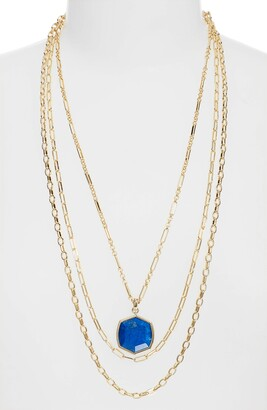 Kendra Scott Davis Multistrand Necklace