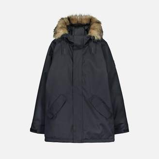 Makia Clothing - Chaqueta Raglan Parka Black - L