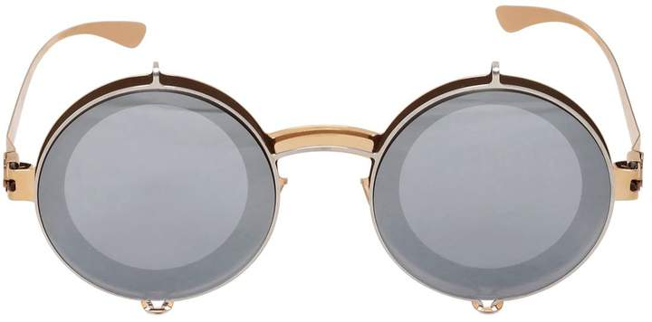 Mykita Damir Doma Fedor Round Sunglasses