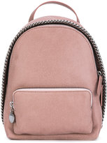 Stella McCartney mini Falabella backpack - women - Polyester/Artificial Leather - One Size
