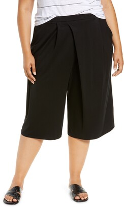Eileen Fisher Wide Leg Culottes