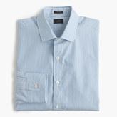 J.Crew Ludlow shirt in blue stripe