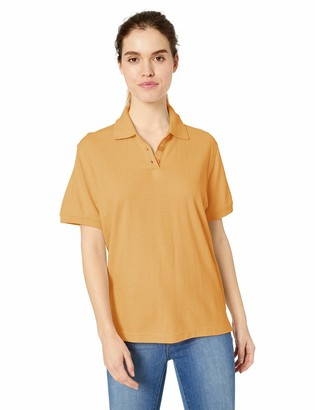 Clementine Women's Whisper Pique Polo Tee