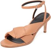 Tibi Abigal Oragami Sandals