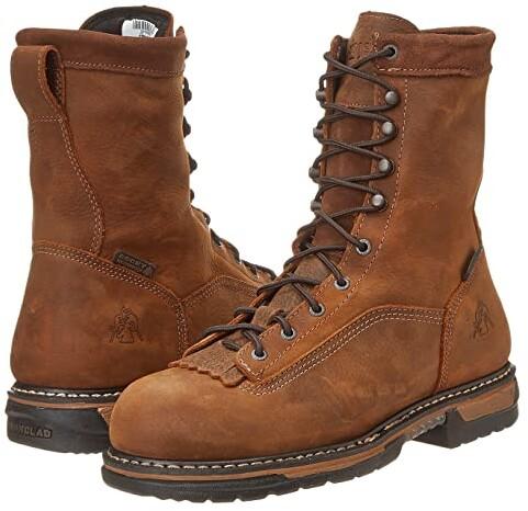 dac5f215818 8 Ironclad Steel Toe WP EH