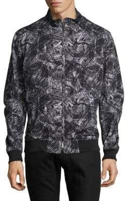 Sand Palm Camo Cotton Jacket