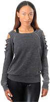 Jala Clothing Laser Cut Sweatshirt