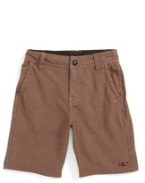 O'Neill Boy's Locked Hybrid Board Shorts