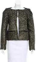 Diane von Furstenberg Joele Wool Jacket w/ Tags