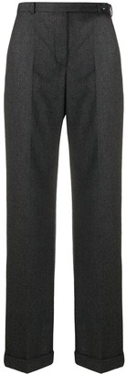 Giorgio Armani High-Waist Trousers
