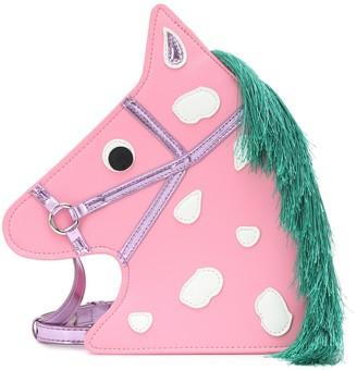 Stella McCartney Kids Horse shoulder bag