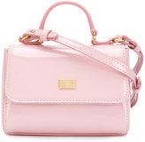 Dolce & Gabbana shoulder bag - kids - Cotton - One Size