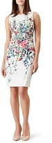Hobbs London Fiona Floral Print Dress