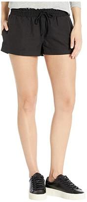 O'Neill Coast Side Shorts (Black) Women's Shorts