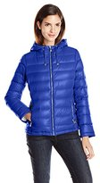 Calvin Klein Women's Favorite Hooded Packable Jacket