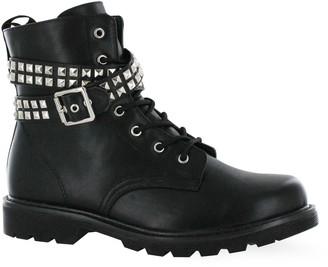 Gotta Flurt Lani Women's Dance Combat Boots