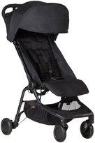 Mountain Buggy Nano Stroller - Black