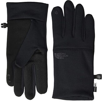 The North Face Etip Recycled Gloves (TNF Black) Extreme Cold Weather Gloves