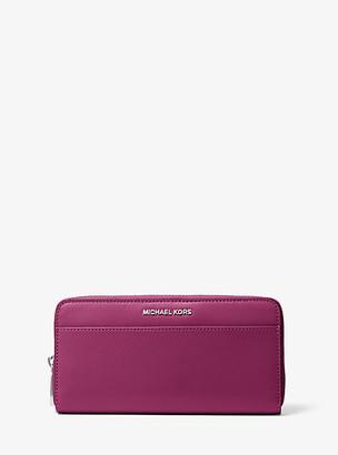 MICHAEL Michael Kors Saffiano Leather Continental Wallet