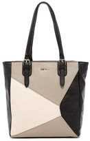 Nine West Colorful Lines Tote