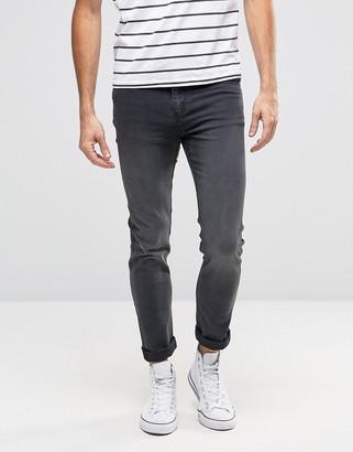 Cheap Monday Tight Skinny Jeans True Grey
