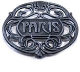 ODI HOUSEWARES Antique Pewter Paris Trivet