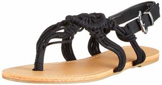 New Look Women's Fasket Open Toe Sandals