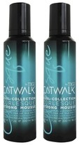 Catwalk by TIGI TIGI Strong Mousse 6.3oz - 2 pack