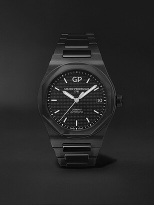 Girard Perregaux Laureato Automatic 42mm Ceramic Watch, Ref. No. 81010-32-631-32a