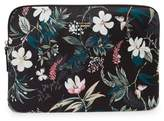 Kate Spade Botanical Print Universal Laptop Sleeve