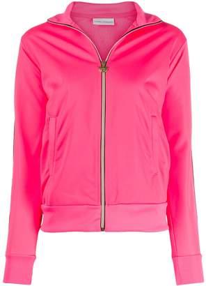 Chiara Ferragni Logomania zipped sweatshirt