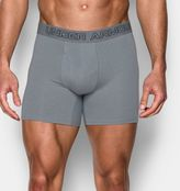 """Under Armour Men's Charged Cotton® Stretch 6"""" Boxerjock® 3-Pack"""