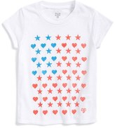 Billabong Toddler Girl's 'Stay Stoked' Graphic Tee