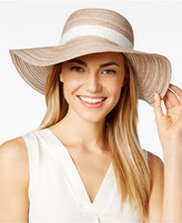 INC International Concepts Metallic Packable Floppy Hat, Only at Macy's