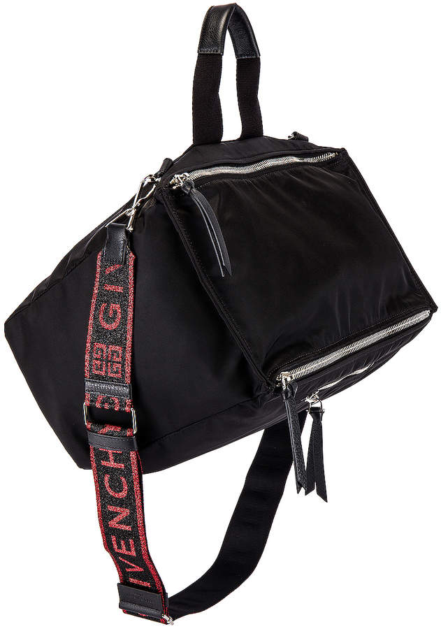 Givenchy Cross Body Bag in Black | FWRD