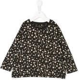 Stella McCartney star print blouse