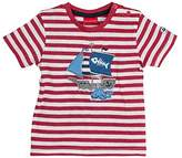 Salt&Pepper SALT AND PEPPER Baby Boys' B Käpt`n Stripe T-Shirt