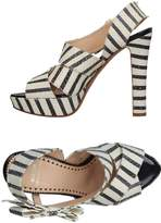 Moschino Cheap & Chic MOSCHINO CHEAP AND CHIC Sandals - Item 11361305