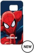 Spiderman SPIDERMAN PERSONALISED SAMSUNG S6 PHONE CASE