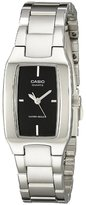 Casio Women's Core LTP1165A-1C2 Stainless-Steel Quartz Watch