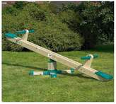 TP Wooden Rotating See-saw