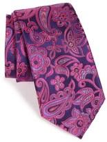 Nordstrom Men's 'Gouache Paisley' Silk Tie